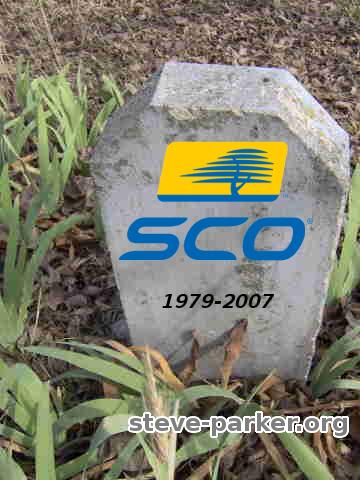 RIP SCO