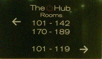 rooms 101 - 142 ... 101 - 119